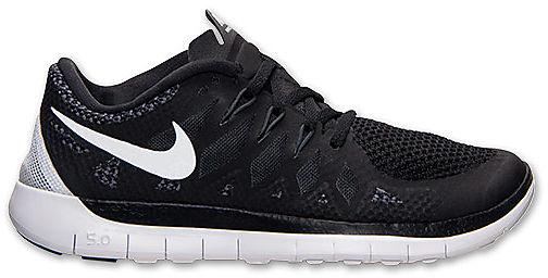 b5da7bd23818 Black Nike Free Runs 5.0 Boys
